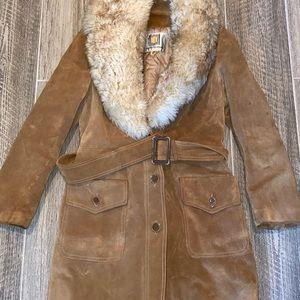 Vintage 70's Women's Lantry Shearling Jacket